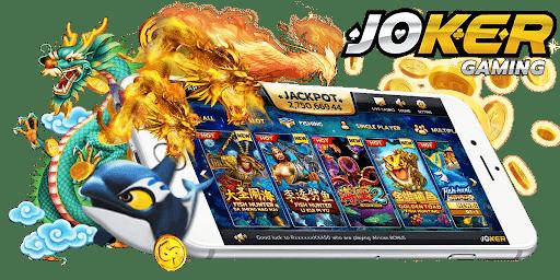 Mainkan Slot Online Joker123 Melalui Smartphone